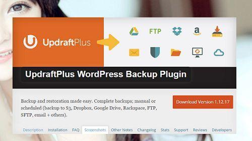 bảo vệ dữ liệu trang Web trong WordPress đơn giản nhất