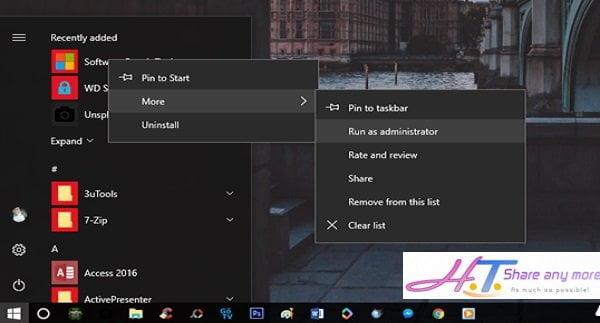 Cách sử dụng công cụ Software Repair Tool để sửa lỗi Windows 10
