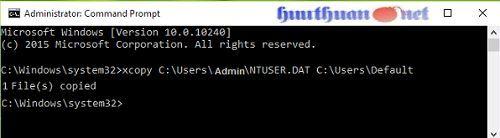 Cách sửa lỗi User profile cannot be loaded trên Windows 6