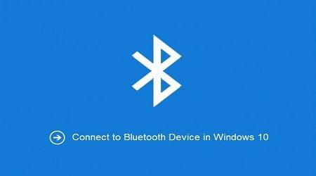lỗi Bluetooth không làm việc trong Windows 10