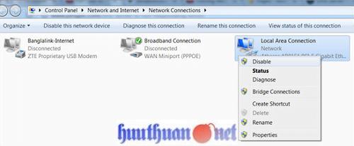 """Cách khắc phục lỗi """"DNS Server not responding"""" trên windows 2"""