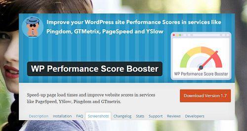 cải thiện tốc độ tải trang web bằng plugin đơn giản nhất