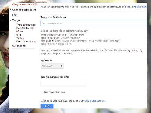 Cách tích hợp công cụ tìm kiếm Google trong WordPress