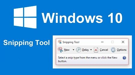 Cách tạo phím tắt cho công cụ Snipping Tool trong Windows 10
