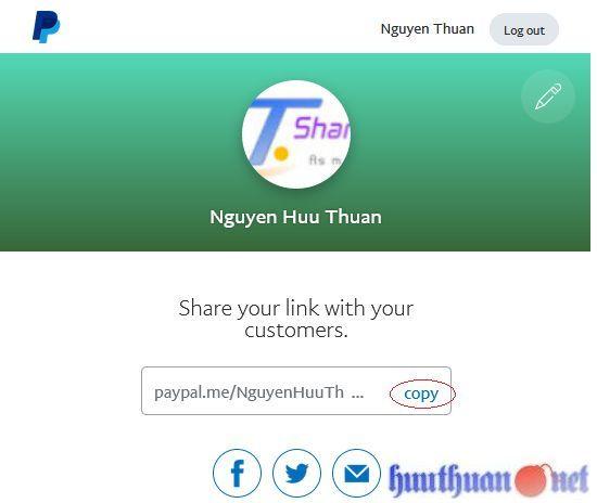 Cách tạo tính năng quyên góp từ Paypal cho trang Web 2