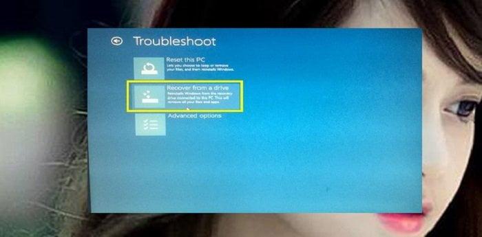 Cách tạo USB Recovery phục hồi hệ thống cho windows 10 6