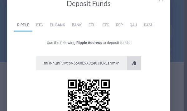 Cách tạo ví Ripple để giao dịch mua bán tiền ảo đơn giản? 8