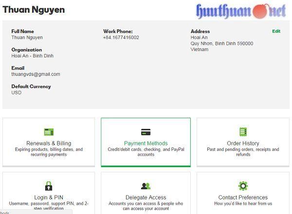 Cách đăng ký tên miền từ nhà cung cấp Godaddy đơn giản 8