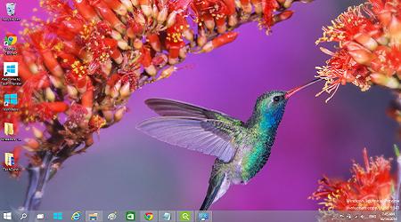 thay đổi giao diện mặc định trong Windows 10