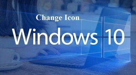 thay đổi Icon trong Windows 10