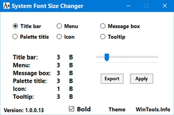 Cách thay đổi kích thước văn bản trong Windows 10 đơn giản nhất 2