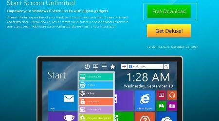 Cách thêm các tiện ích vào trong màn hình Start Screen của Windows 8.1