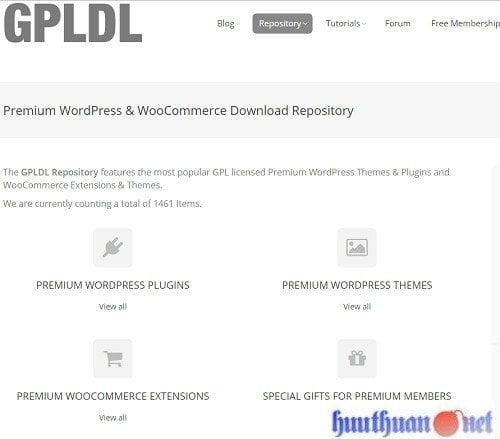 Cách tải themes & Plugins Wordpress Premium miễn phí ngàn đô 5