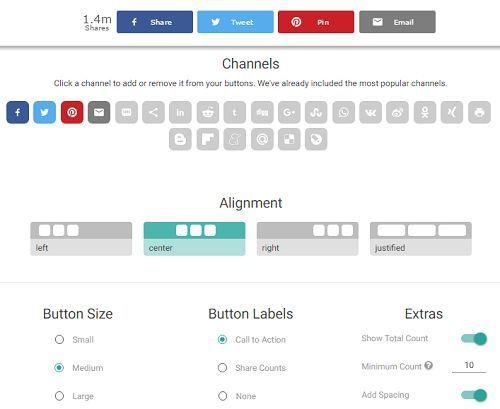 Cách chèn nút like mạng xã hội vào Wordpress không Plugin 2