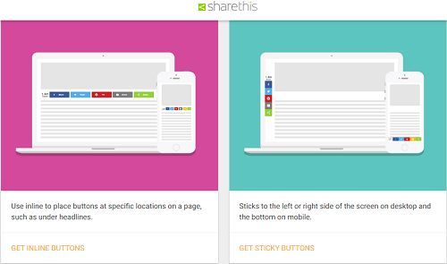 chèn nút like mạng xã hội vào WordPress không Plugin