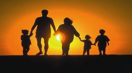 Cuối năm khép lại bằng những lời yêu thương từ gia đình