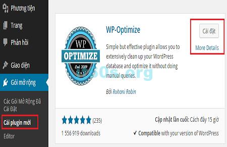 Cách tối ưu mã nguồn WordPress đơn giản nhất