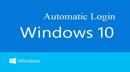 ự động đăng nhập vào Windows trong Windows 10