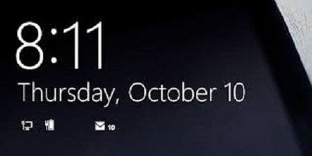 Cách tùy chỉnh màn hình Lock Screen trên windows 10