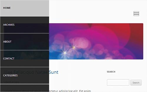 Tạo vị trí menu wordpress không dùng Plugin