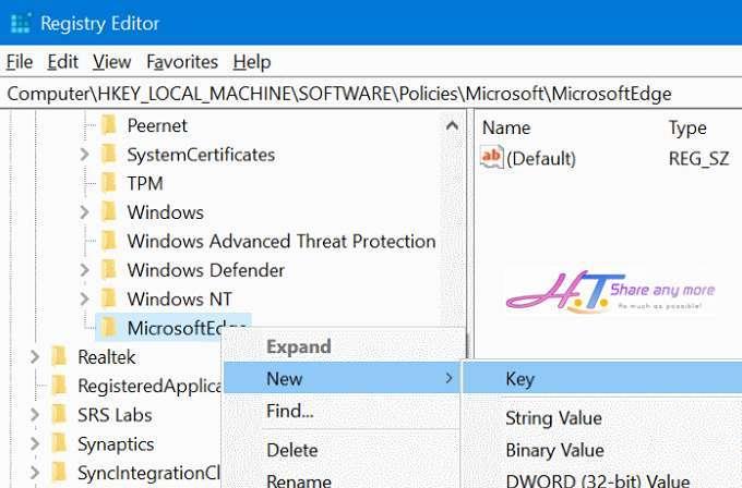 Cách ngăn chặn cài đặt tiện ích mở rộng trong trình duyệt Edge 2
