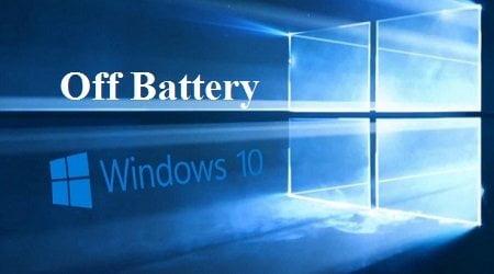 chế độ tự động cân bằng độ sáng trong Windows 10