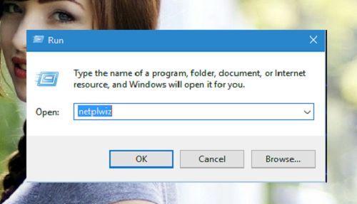 Kích hoạt, vô hiệu tính năng Ctrl-Alt-Delete để Login Windows 10