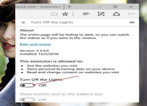Cách vô hiệu hóa và gỡ bỏ Extensions trong trình duyệt Edge 3