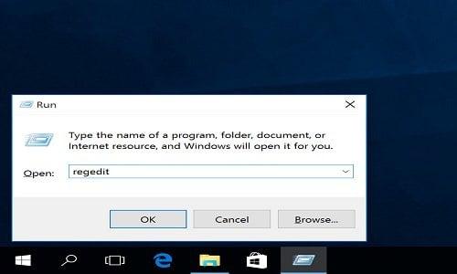 Cách sửa lỗi máy in không đặt được mặc định mã lỗi Error 0x00000709 4