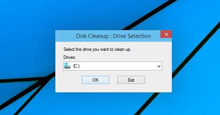 Cách loại bỏ thư mục Windows.old trong windows 10 và tối ưu hệ thống